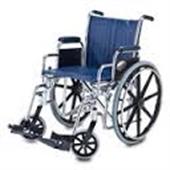 תמונה של כיסא גלגלים מוסדי
