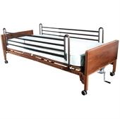 תמונה של מיטה סיעודית מכאנית